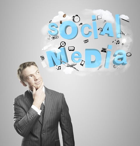Social media monitoring and managing business risk