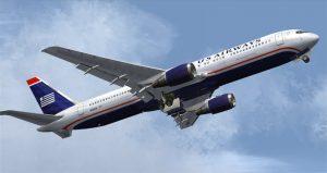 US Airways 767x