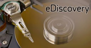eDiscovery – Work for IT Department