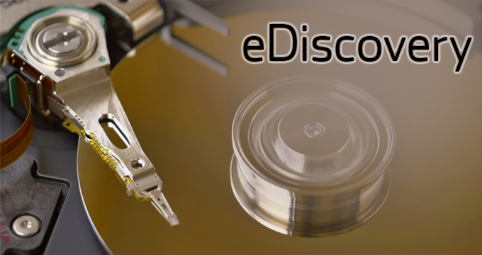 eDiscovery: Your IT Department can handle it