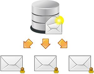 email archiving database
