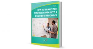 How to Turn Your Archived Data into a Business Resource cover