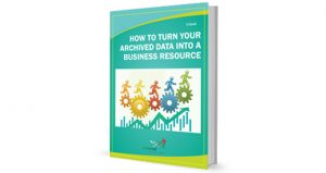 How to Turn Your Archived Data into a Business Resource cover v2