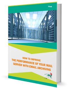 How to Improve the Performance of Your Mail Server by Email Archiving cover