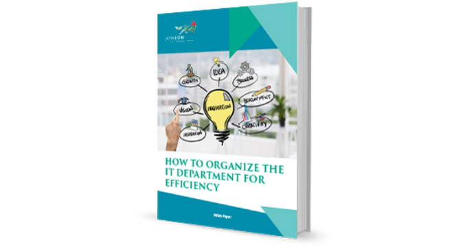 How to Organize the IT Department for Efficiency cover