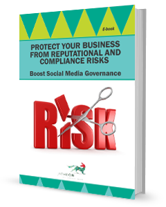 Protect Your Business From Reputational and Compliance Risks eBook cover