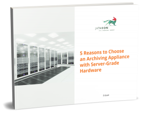 July_5_Reasons_to_Choose_an_Archiving_Appliance_with_Server-Grade_Hardware_eBook-cover