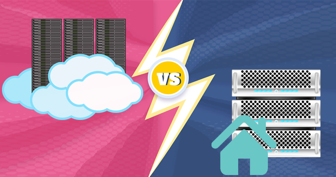 On-premise vs. Cloud Email Archiving Blog