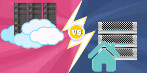On-premise vs. Cloud Email Archiving SM