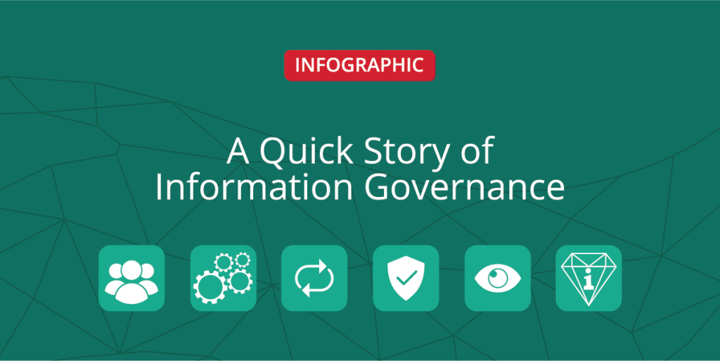 A Quick Story of Information Governance [Infographic]