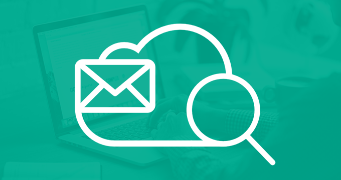 cloud email archiving features