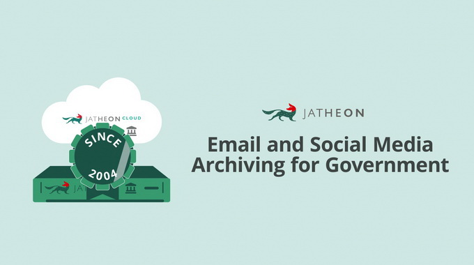 Email & Social Media Archiving for Government