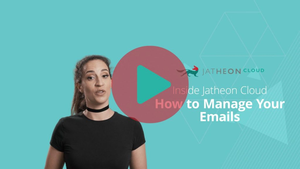 Jatheon Cloud How to Manage Your Emails Video