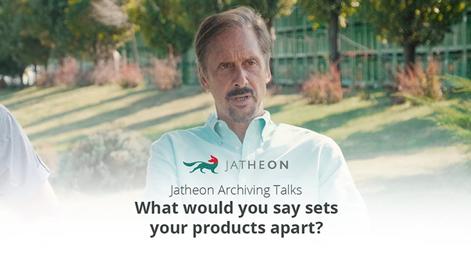 Archiving Talks – Jatheon vs. Other Email Archiving Providers