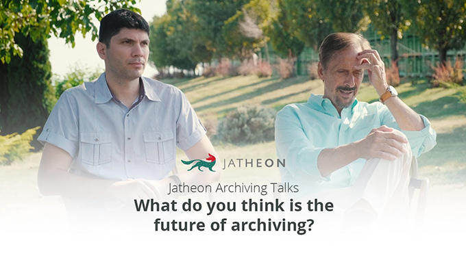 Archiving Talks - The Future of Archiving Video