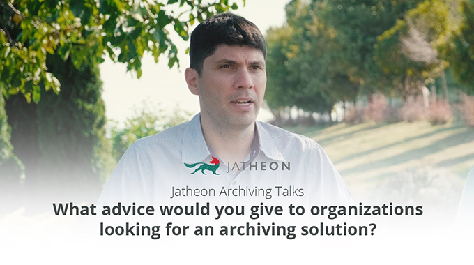 Archiving Talks - Things to Know When Buying Archiving Products Video